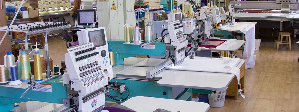 Пошивочное оборудование