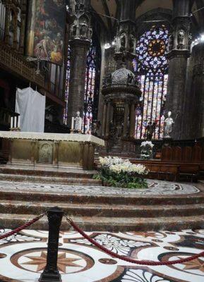 Миланский собор Кафедральный собор в Милане, Италия