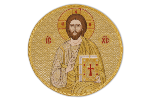 """Icon embroidered """"Savior the Almighty"""""""