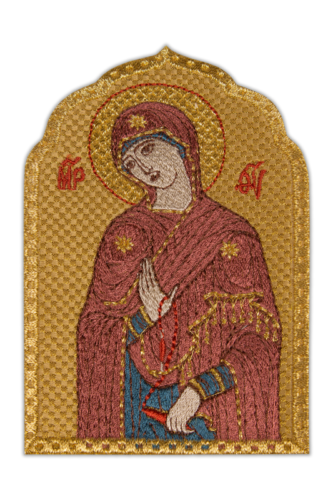 """Set of icons """"Annunciation"""""""