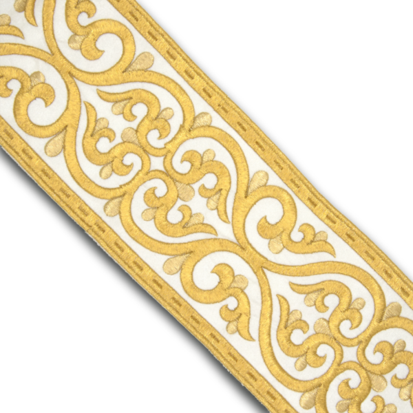 Embroidered galloon Vasilievsky (3.8 m.)