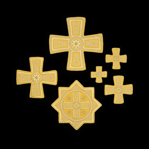 "Embroidered cross ""Georgievsky"""