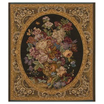 Гобелен Ваза с цветами