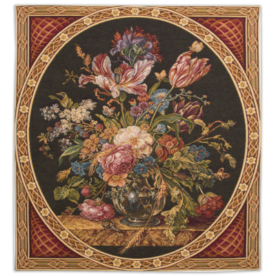 Гобелен Цветочная композиция, на подкладке