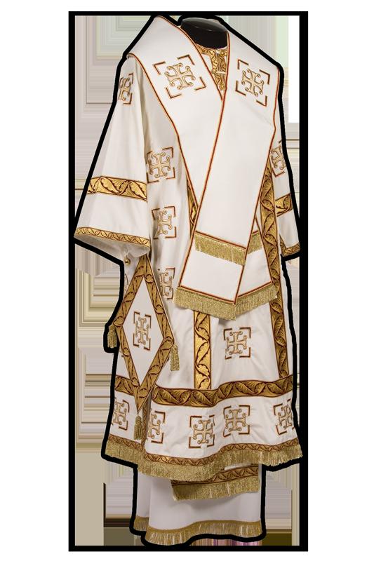 """Bishop's vestments with gold """"Cappadocia"""""""