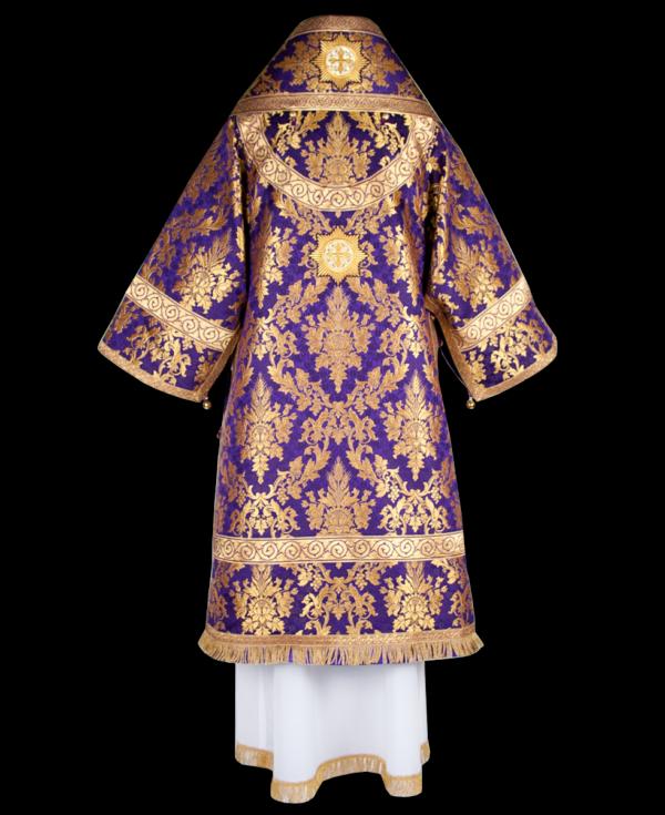 Bishop vestments, cloth of Gethsemane