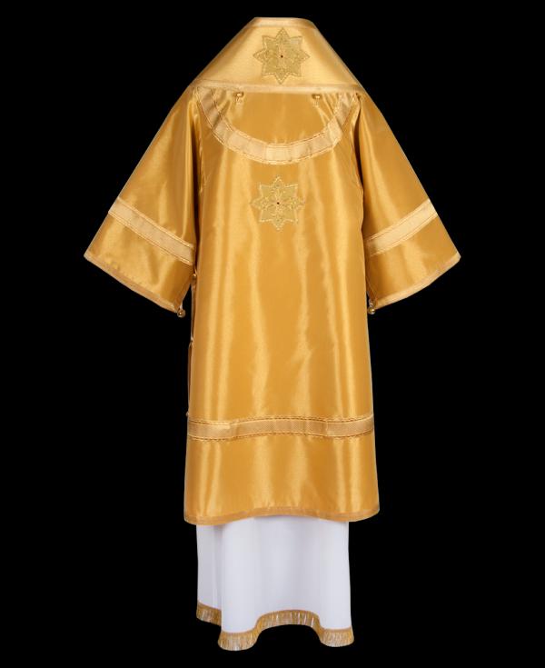 Bishop's vestments, gold