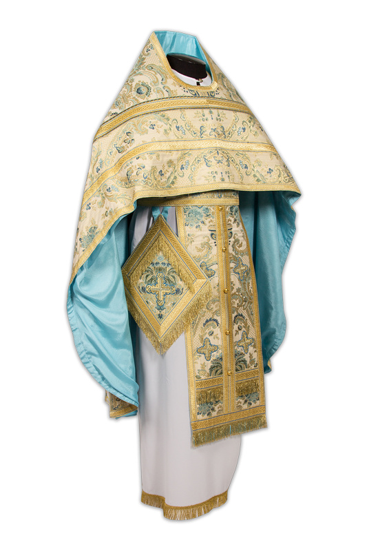 "Priestly vestments ""Bouquets"""