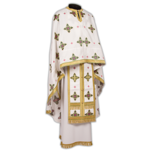 "Priestly vestments ""Colored cross"""
