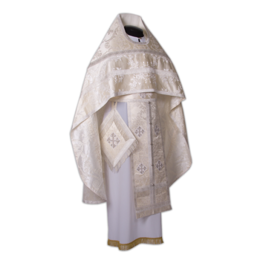 "Priestly vestments Italian silk ""Milano"""