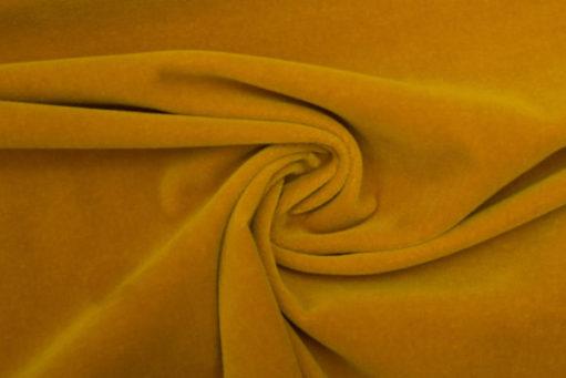 Mustard velvet