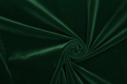Velvet green emerald