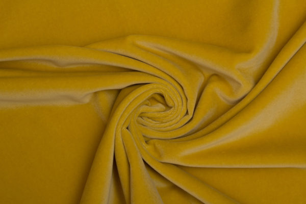 Velvet yellow