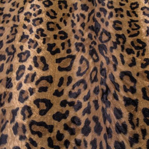 """Velvet """"Leopard"""""""