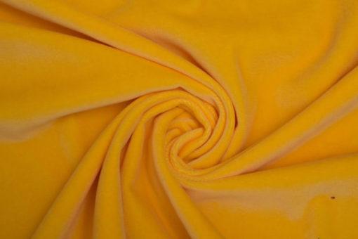 Velvet yellow light mustard