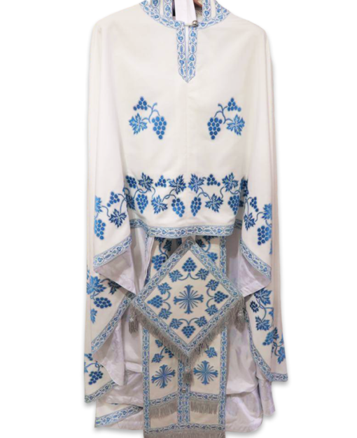 Priestly vestments Greek cut