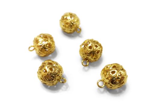 "Buttons ""Antique"" gold"