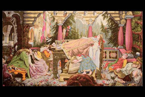Гобелен Спящая Красавица