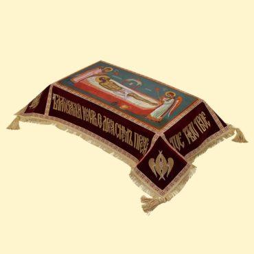 Temple textiles