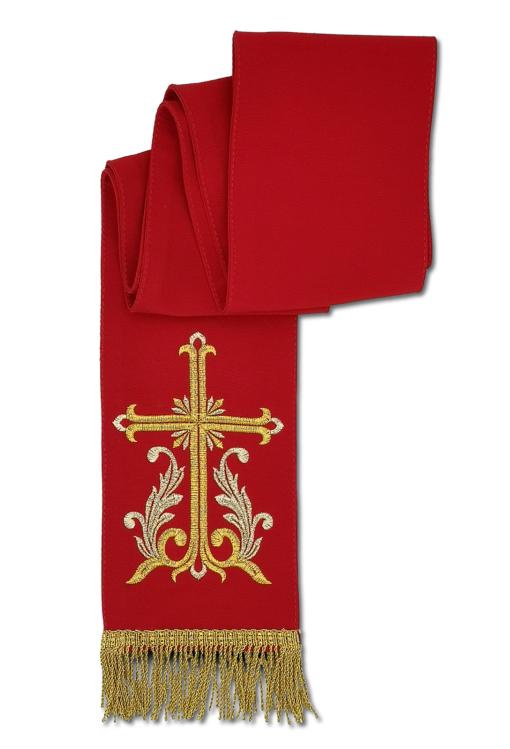 """Закладка """"Кованный крест"""""""