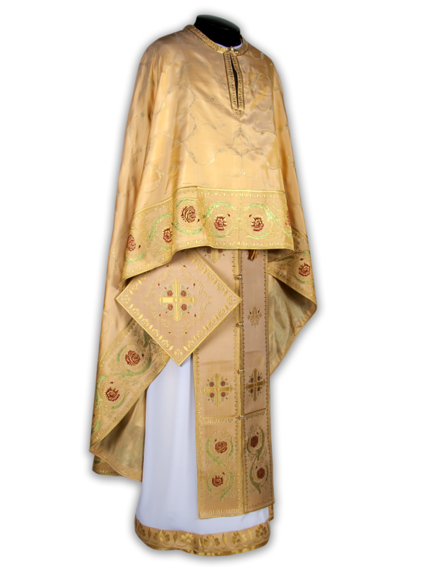 "Priestly vestments ""Greek"""